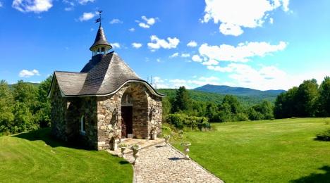 Chapelle Ste-Agnès - Sutton