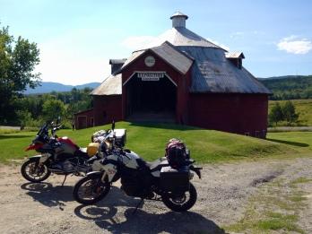 Grange Ronde de Mansonville